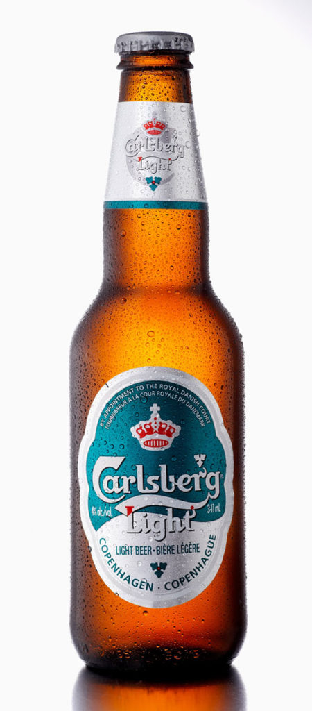 Carlsberg-light