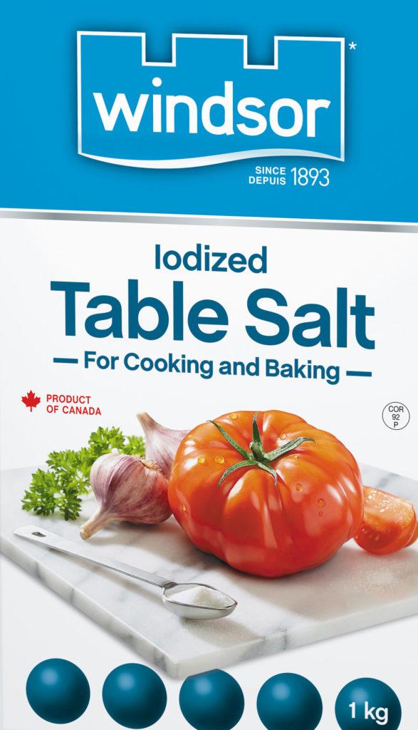 Windsor Table Salt